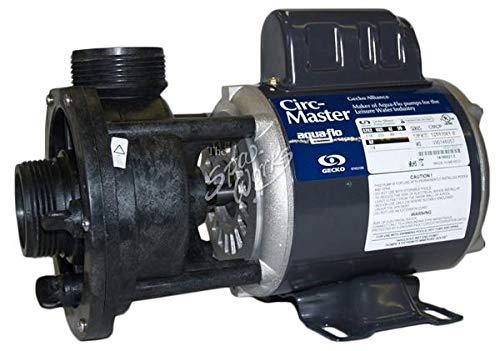 Hot Tub Classic Parts Vita Spa Aqua Flo Circ-Master CMCP 1/15 Hp 115 Volt Circulation Pump AQF02593000-2010 -