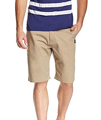 Volcom Belt Cotton (Volcom Mens V/Monty Short (32, Khaki))