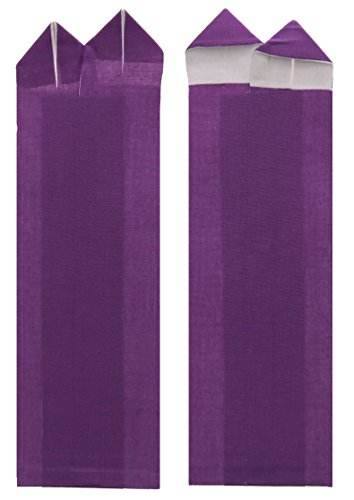 The Natural Grip - Custom Hand Protection - Purple, Size 13/14