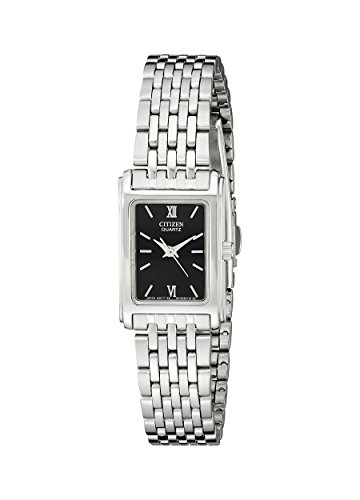 (Citizen Women's Quartz Stainless Steel Watch, EJ5850-57E)