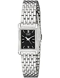 Women's Quartz Stainless Steel Watch, EJ5850-57E