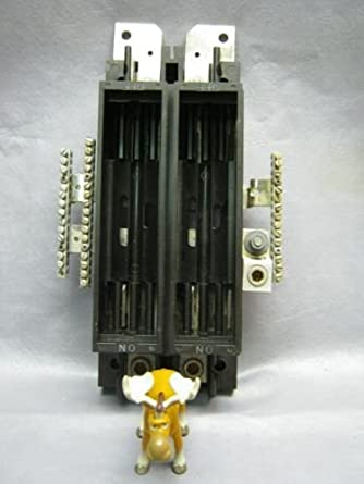[SCHEMATICS_4CA]  Square D 0-224780 Vintage Fuse Block 200 Amp: Amazon.com: Industrial &  Scientific | Vintage Fuse Box 200 Amp |  | Amazon.com