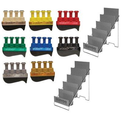 FAB103779 - Fabrication Enterprises, Inc. Digi-Flex LITE, set of 8 w/2 metal stands by Fabrication Enterprises, Inc.