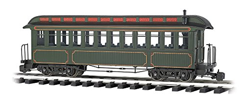 Bachmann Industries Jackson Sharp Passenger Car & Coach for sale  Delivered anywhere in USA