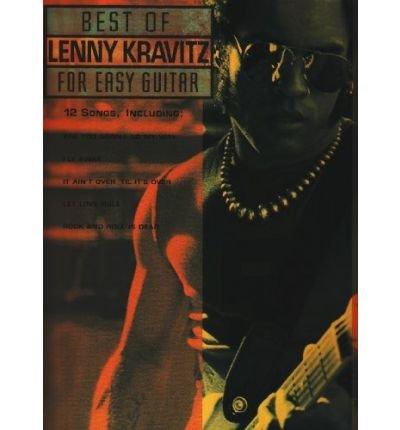 [(The Best of Lenny Kravitz: (Guitar Tab))] [Author: Lenny Kravitz] published on (May, 2005)