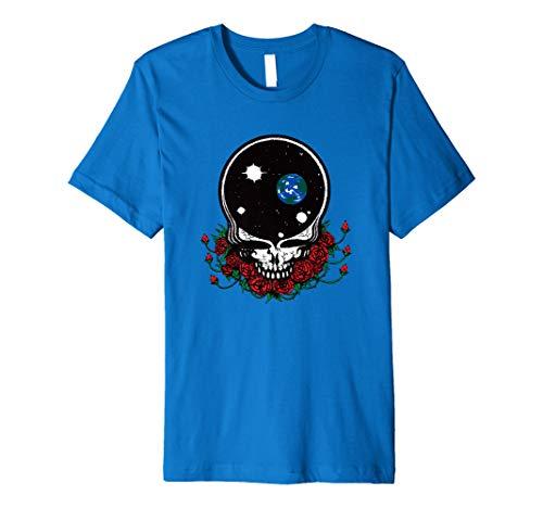 Grateful Dead Space Your Face T-Shirt]()