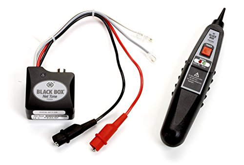 (Black Box Net Tone Universal Generator and Probe with Alligator Clips)