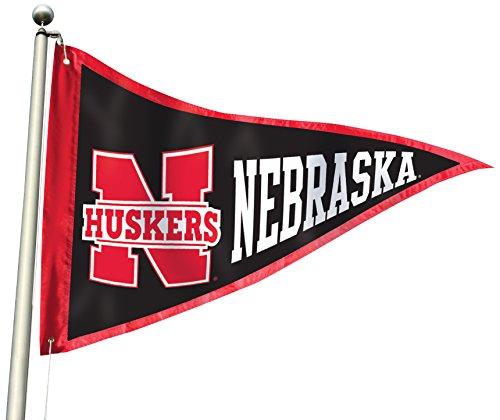 The Party Animal NCAA Nebraska Cornhuskers Giant Pennant