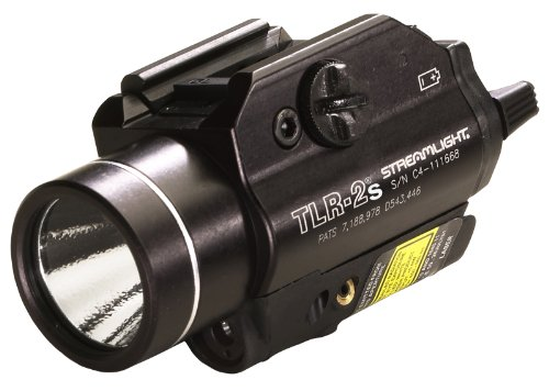 streamlight-69230-tlr-2s-rail-mounted-strobing-tactical-light-with-laser-sight-and-rail-locating-key