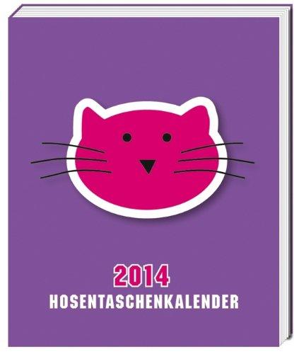Katze, Hosentaschenkalender 2014