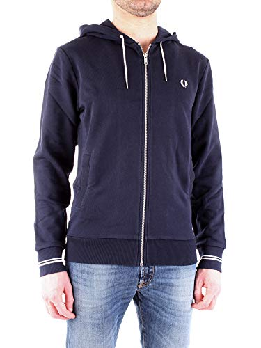 Hooden Ss19 Navy Perry Fred Felpa FcqHqE