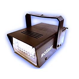 Roxant Pro Mini LED Strobe Light with 24 Super Bright LEDs With Variable Speed Control – ROX-ST1
