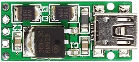 MIKROE-658 Power Management IC Development Tools USB REG 3.3V OR 5V Adapter Board Pack of 5