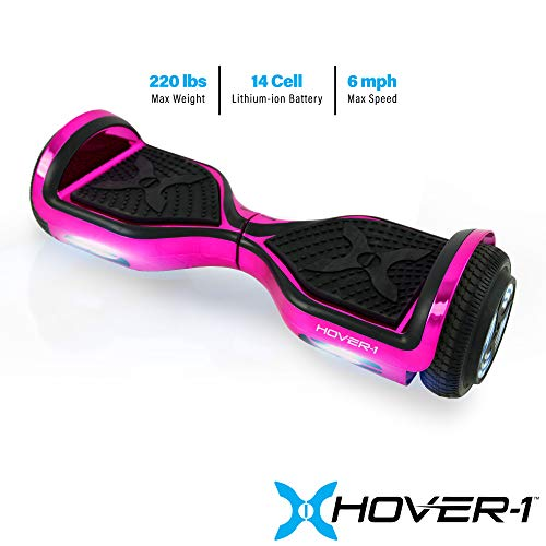 Hover-1 Chrome Electric Hoverboard