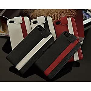 CA-TT-121 Ultra Thin Design Geniune Leather case for iphone 4/4S (Assorted Colors)