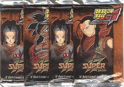 Dragonball GT Trading Card Super 17 Saga Booster Pack