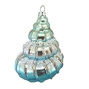 41UrBO3GKgL._SS300_ 100+ Best Seashell Christmas Ornaments