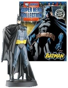 #01 - Batman Lead Figure & Magazine