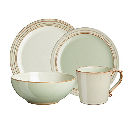 Denby USA Heritage 4 Piece Orchard Place setting Dinnerware Set, ()