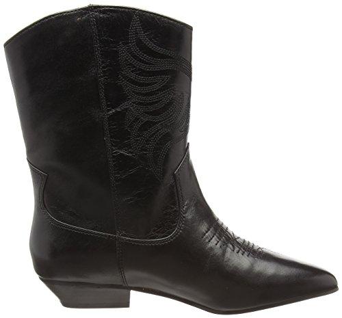 ALDO Damen Asalidia Cowboy Stiefel Schwarz (black Leather / 97)