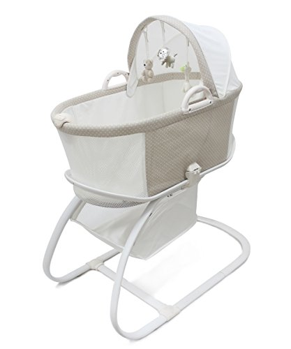PurFlo PurAir Atmungsaktiver Baby Stubenwagen & Wiege