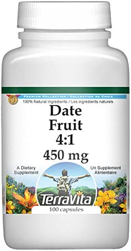Date Fruit Special price for a limited time 4:1-450 Ranking TOP16 mg Capsules ZIN: 100 519942