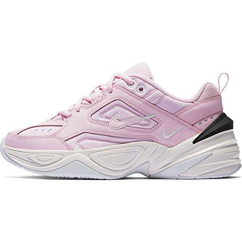 Noir Tkno W M2k Fantôme Nike De 600 Blanc Chaussures Femmes Rose Gymnastique mousse XOzaBq