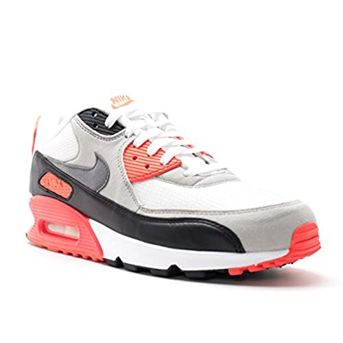 size 40 556d1 fa4e8 Air Max 90 OG Infrared White Cement Grey Infrared-Black 85%OFF ...