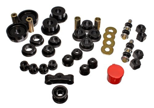 Energy Crx Bushings Suspension (Energy Suspension 16.18101G CIVIC/CRX MASTER SET)