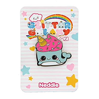 Glitter Galaxy Mystery LookSee Gift Box   Includes 6 Glitter Galaxy Themed Collectibles Unicorns Poop Narwhals   Perfect for Glitter Galaxy Fans   Packaged in A Square 6-Inch Gift Box: Toys & Games