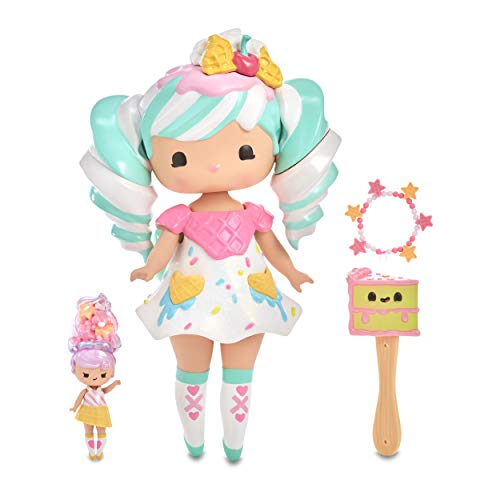 Secret Crush 569978 Sundae Swirl Large Doll with Mini Doll Best Friend
