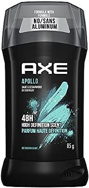 AXE Deodorant Stick for Long Lasting Odor Protection Apollo Sage & Cedarwood Men's Deodorant 48 hours