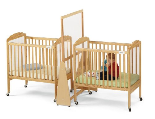 Jonti-Craft 1654JC See-Thru Small Crib Divider