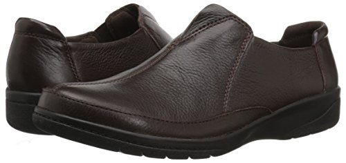 Pictures of CLARKS Women's Cheyn Bow Loafer 7 M US Women 4