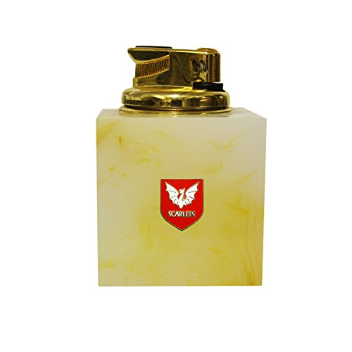 fan products of Scarlets rugby table lighter