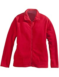 Amazon.com: Red - Denim Jackets / Coats, Jackets & Vests: Clothing ...