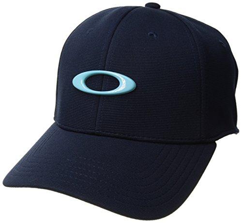 Oakley Men's Tincan Cap, Fathom, Small/Medium