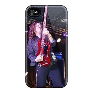 Iphone 4/4s JCB12863ifqO Unique Design High Resolution Guns N Roses Skin Shock Absorbent Hard Phone Cover -PhilHolmes