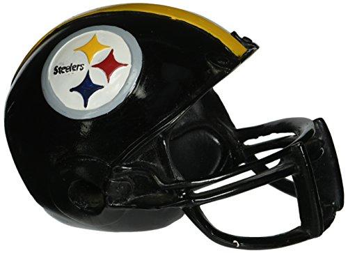 Pets First NFL Pittsburgh Steelers Helmet Aquarium Tank Ornament