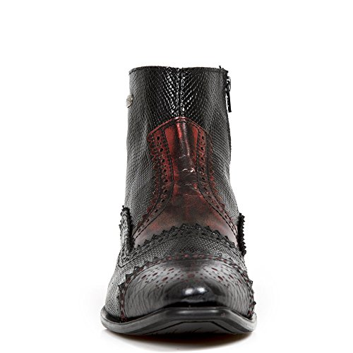 Rock s7 Red Classiques Homme nw133 Bottines M New gTznAg