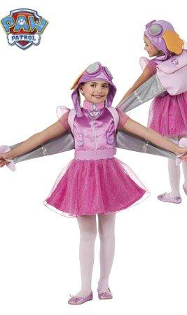 Rubie's Toddler Paw Patrol Skye Costume Size Small 4-6