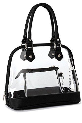 Deluxe Top Handle Satchel Handbag Wallet product image