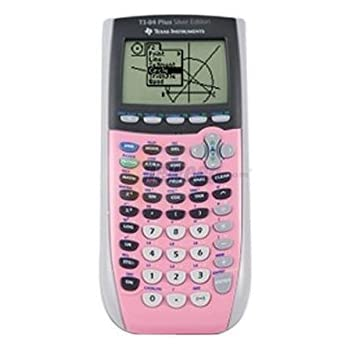 Buy texas instruments ti 84 plus silver edition graphing.