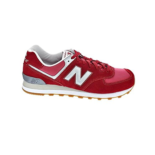 Red New Uomo Rosso Sneaker Balance BBwP6I