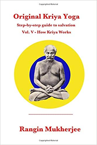 Amazon.com: Original Kriya Yoga Volume V: Step-by-step Guide ...