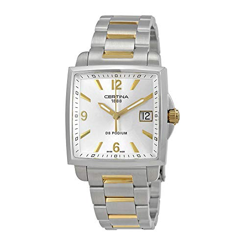 Certina DS Podium Mother of Pearl Dial Ladies Watch C001.310.22.037.00