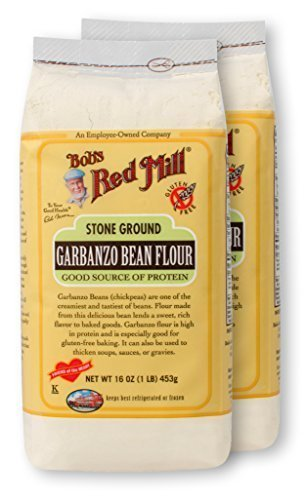Bob's Red Mill Garbanzo Bean Flour - 16 oz - 2 pk - Flour Garbanzo
