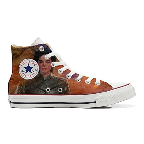 Customized of zapatos The Artesano rock personalizados the Star King Converse Producto All EqSwnAzt