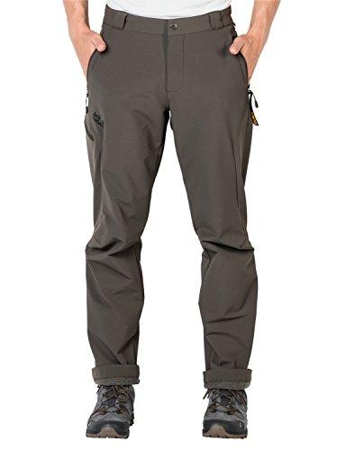 ausgewähltes Material so billig offizieller Verkauf Jack Wolfskin Herren Activate Thermic Pants Men Softshell-Hose