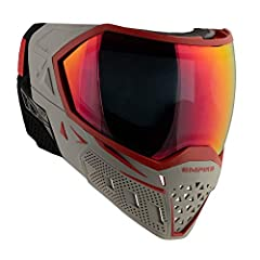 Empire EVS Thermal Paintball Goggles              Empire has combined cutting edge design with input from our vastly experienced players to create the unique EVS goggle. Our goggle is at the forefront of innovative design and ...
